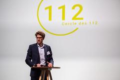 Clément Houllier - Présentation du Cercle des 112