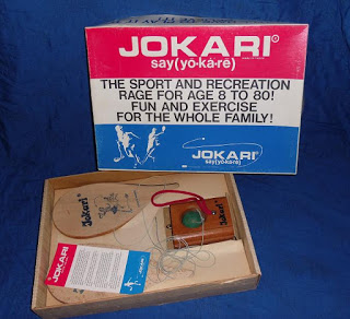 Jokari Model - Say Jo-ka-re