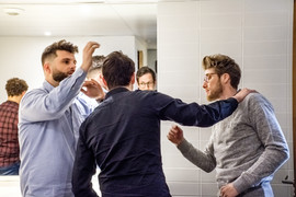 Séance Coiffure / Shooting Forbes