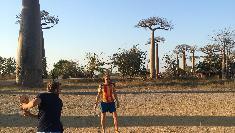 Jokari Baobab Session, Août 2015,Madagascar