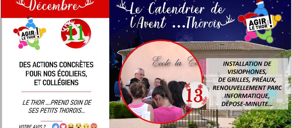 Jour 13 : Des actions concrètes pour nos enfants...