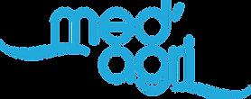 logo bleu Salon MEDAGRI Avignon