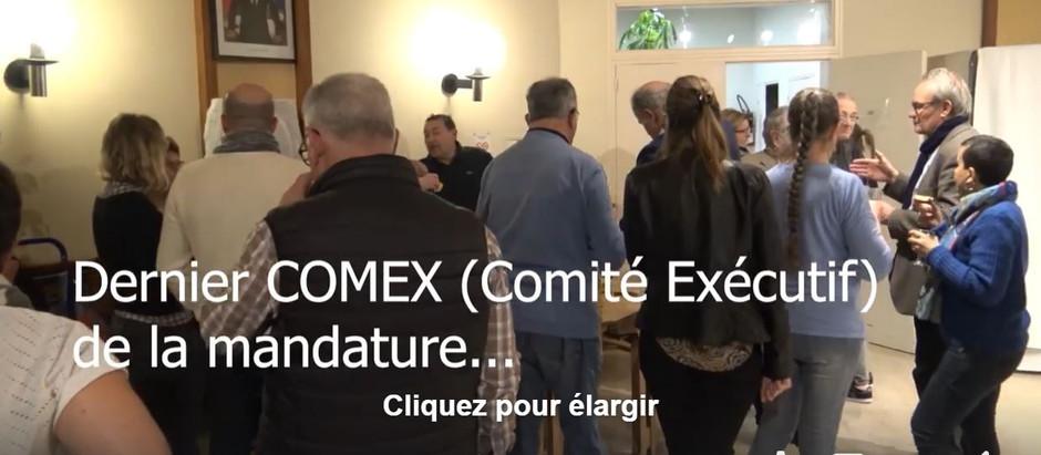 DERNIER COMEX !