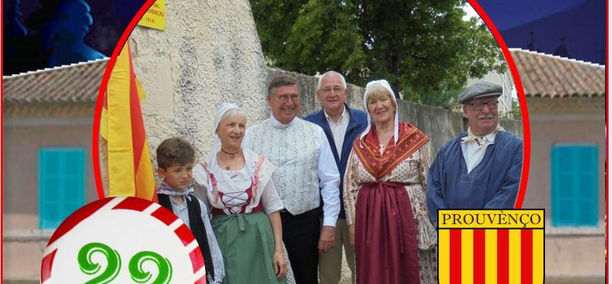 Jour 22 : Maintien des traditions provençales !...