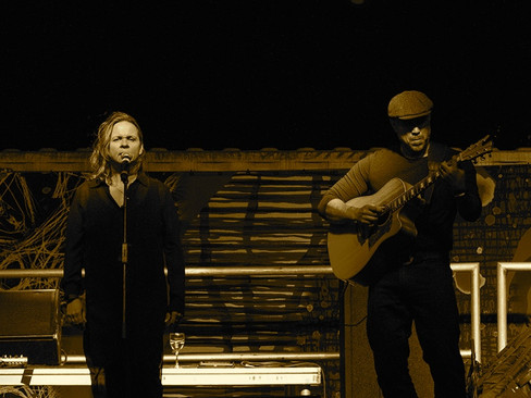 Gina Williams & Guy Ghouse