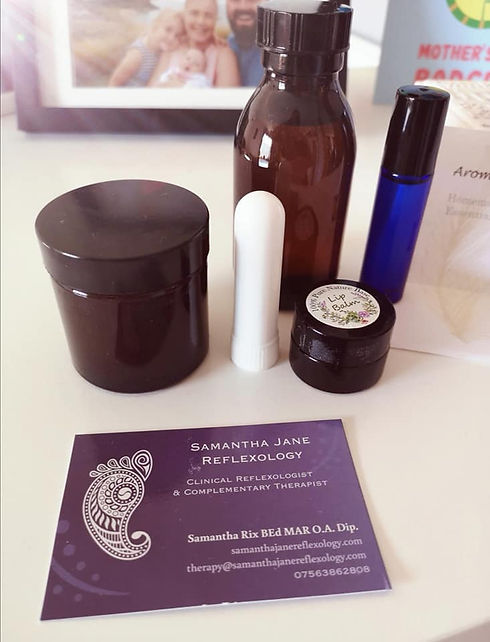 aromatherapy product review