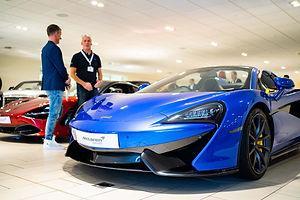 09/19 - McLaren Manchester