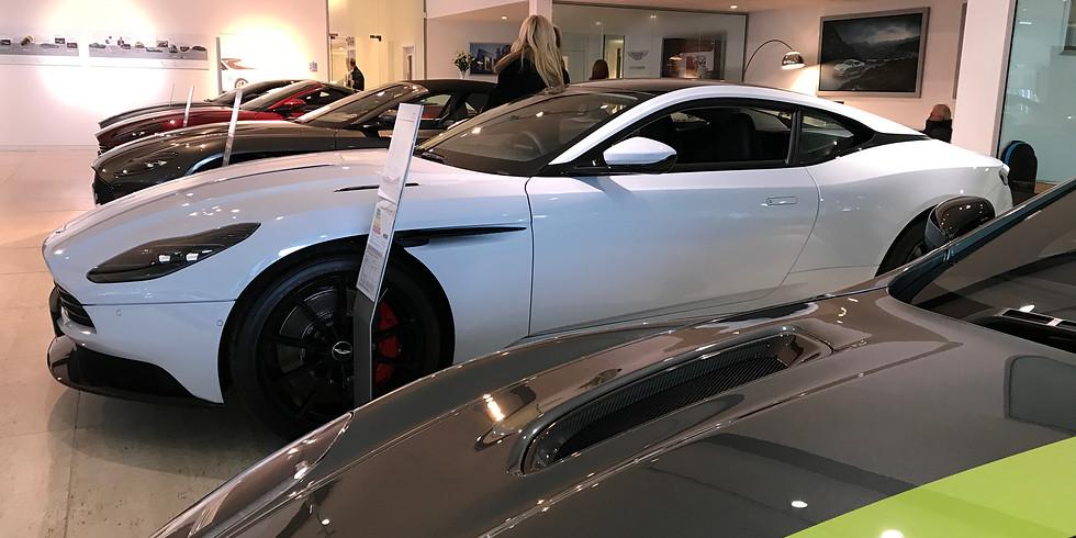 DrivenNet Yorkshire - Aston Martin Leeds