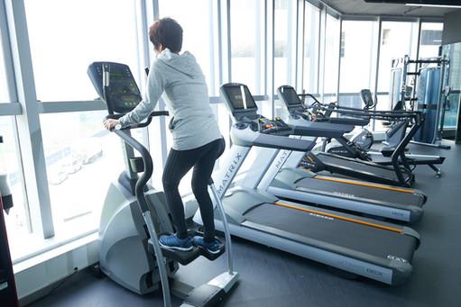 Multifunctional treadmill