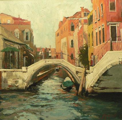 Venice (Oil)