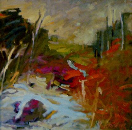 Running Creek (Oil)