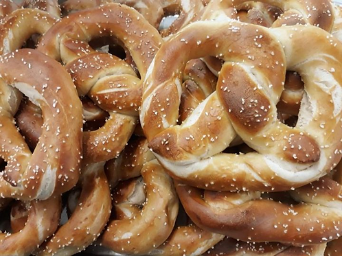 Package of 12  Small (7oz.) NEW YORK PRETZELS