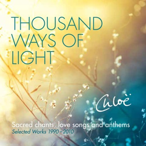 Thousand Ways of Light (CD)