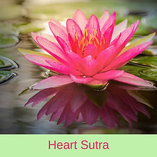 Heart Sutra by Chloe Goodchild
