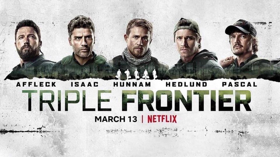 Triple Frontier on Netflix