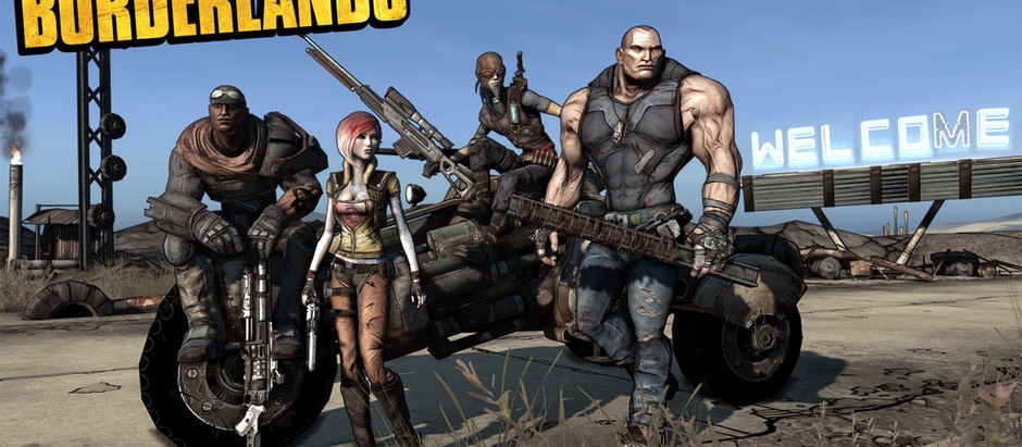 All Thumbsticks: Borderlands: A Retrospective