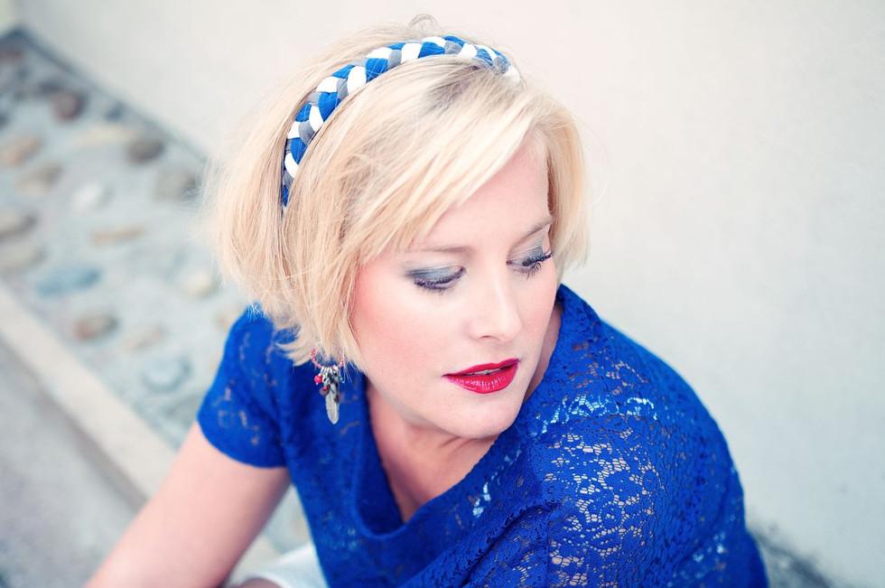 Bleu, blanc, Mathilde