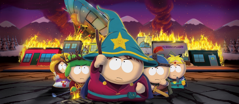 All Thumbsticks: South Park: The Stick of Truth