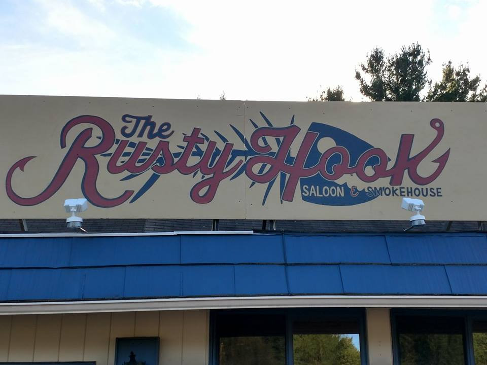 The Rusty Hook in Hayward, WI