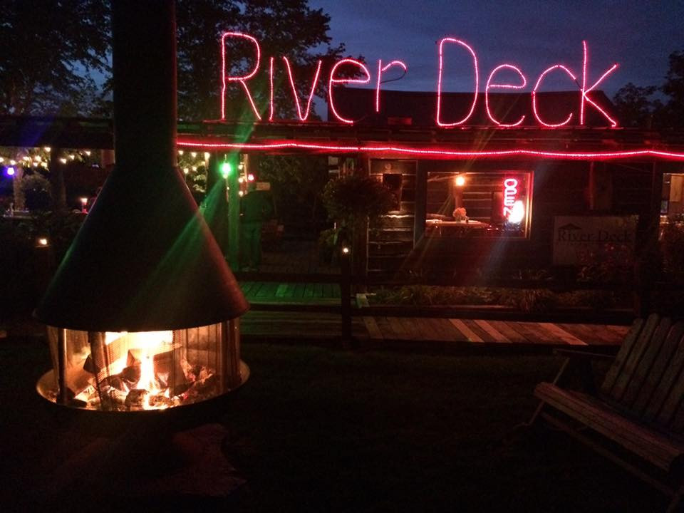 The River Deck in Hayward, WI