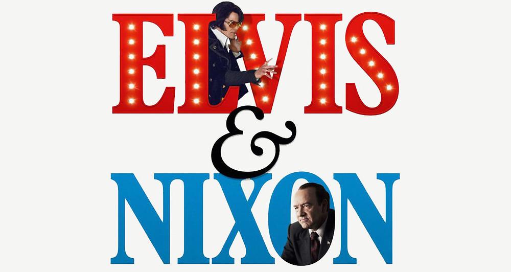 Elvis & Nixon movie