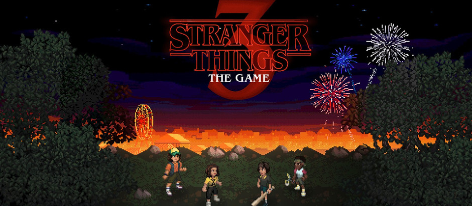 All Thumbsticks: Stranger Things 3: The Game