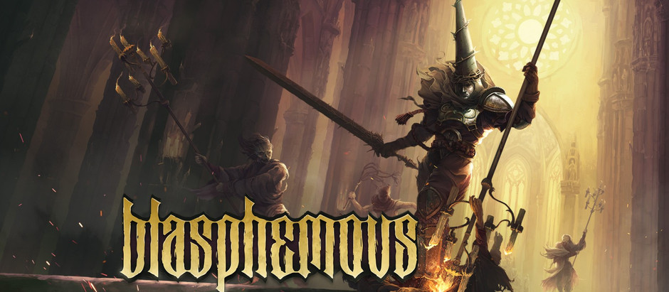 All Thumbsticks Game Review: Blasphemous