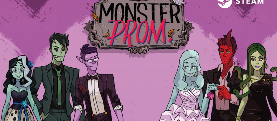 Video Game Review: Monster Prom