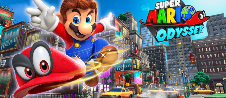 All Thumbsticks Game Review: Super Mario Odyssey
