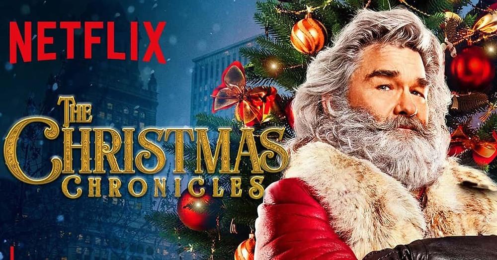 Kurt Russell is Santa Claus