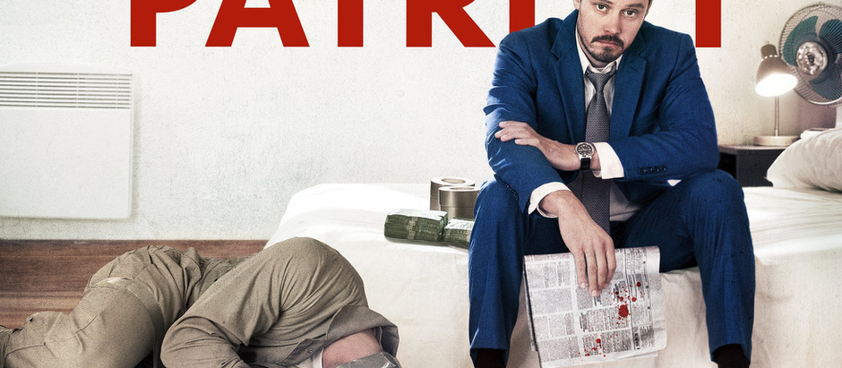 Shows To Binge Watch: Patriot