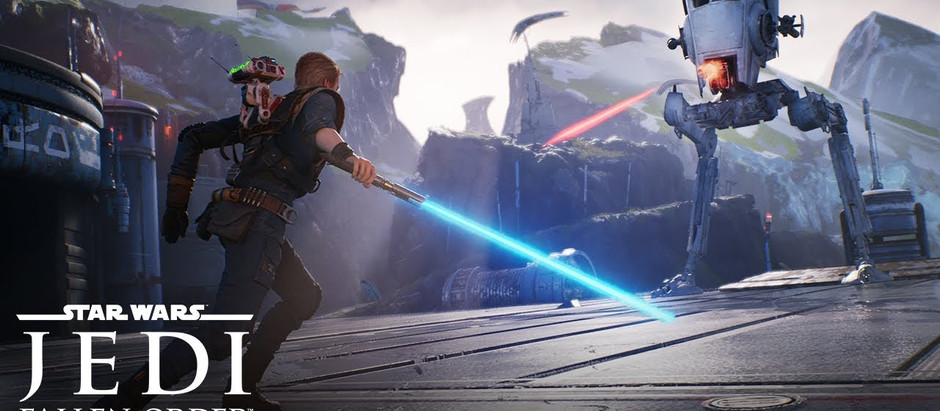 All Thumbsticks Game Review: Star Wars: Fallen Order