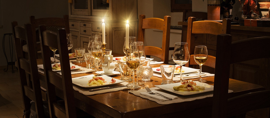 The Death of the Dinner Table