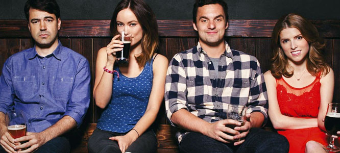 Drinking Buddies Review
