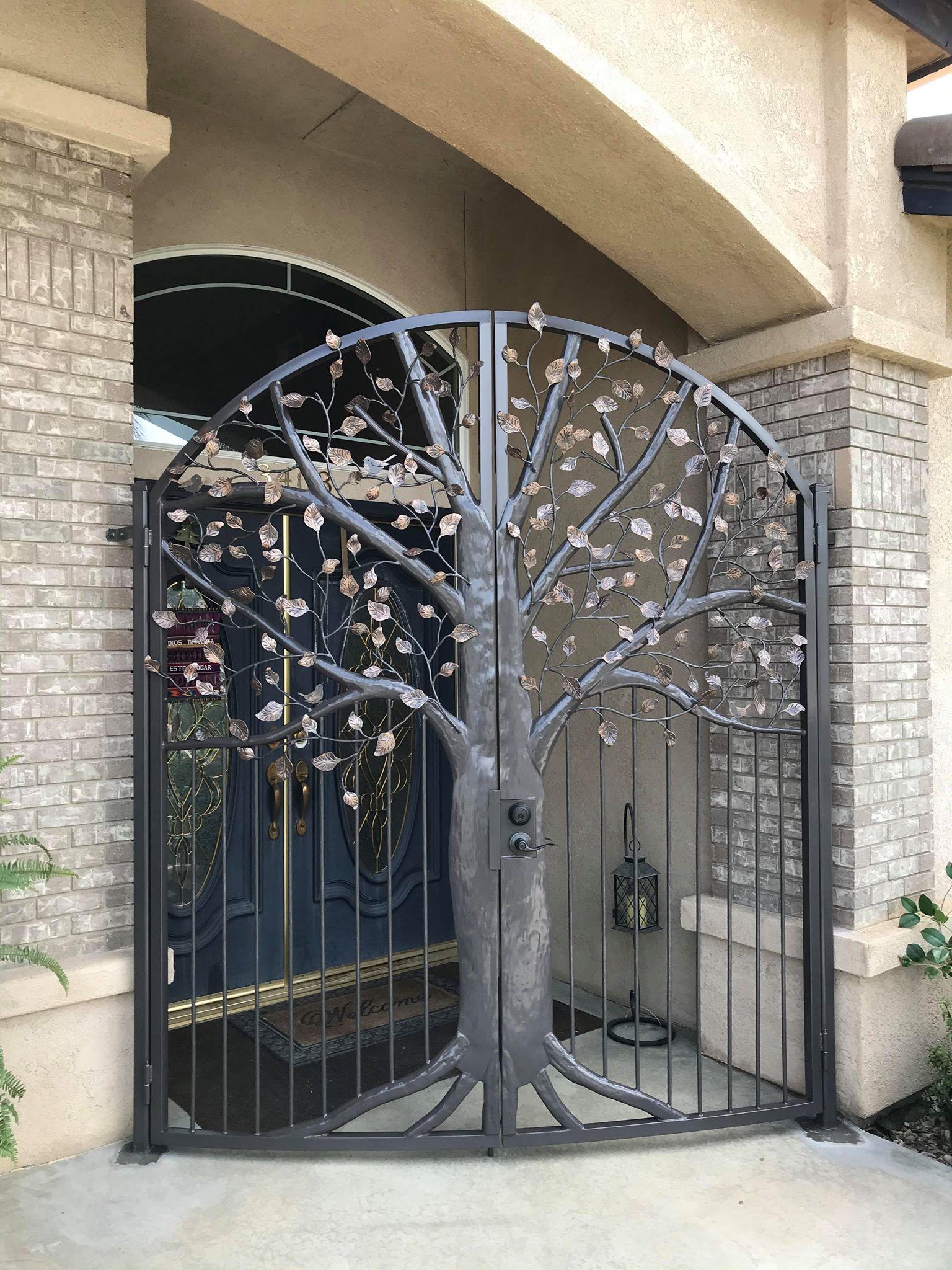 Entry Gate (8)