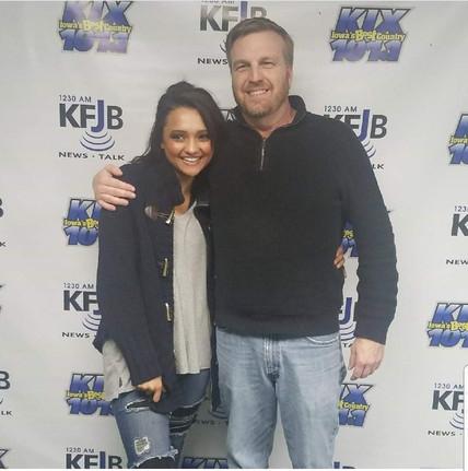 KFJB Radio Tour