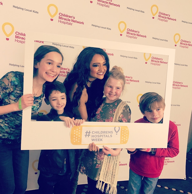 Jada & Childrens Miracle Network