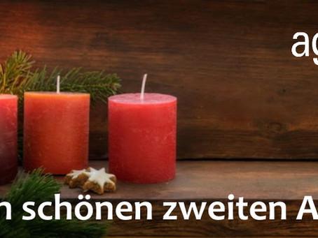 Advent, Advent, das zweite Lichtlein brennt!