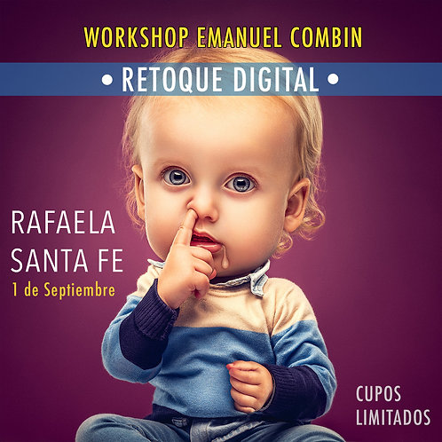 SEÑA WORKSHOP RETOQUE DIGITAL RAFAELA