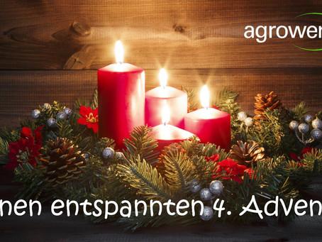 Advent, Advent, das letzte Lichtlein brennt!