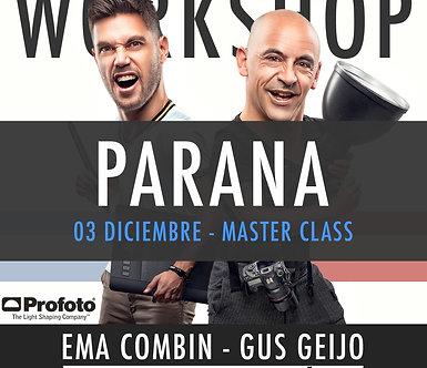 MASTER CLASS PARANÁ
