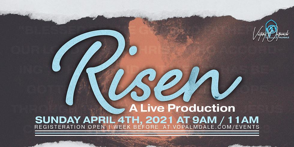 11AM // Resurrection Sunday