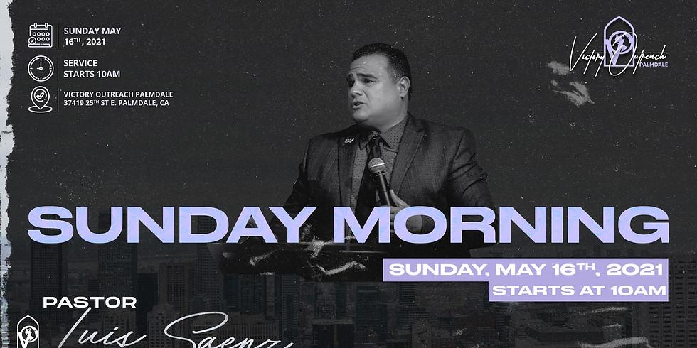 SUNDAY MORNING CELEBRATION | May 16, 2021
