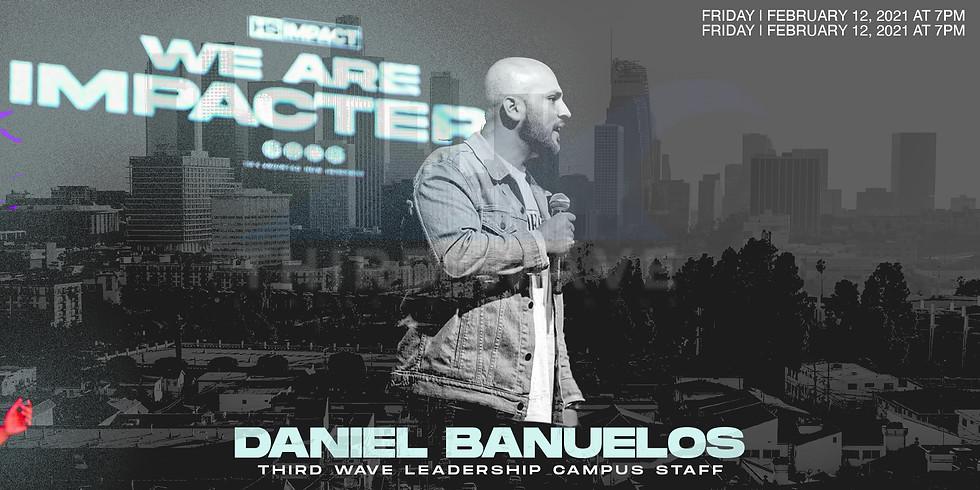 THIRD WAVE SERVICE x Daniel Banuelos