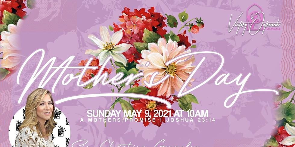 MOTHER'S DAY CELEBRATION SERVICE | May 2, 2021
