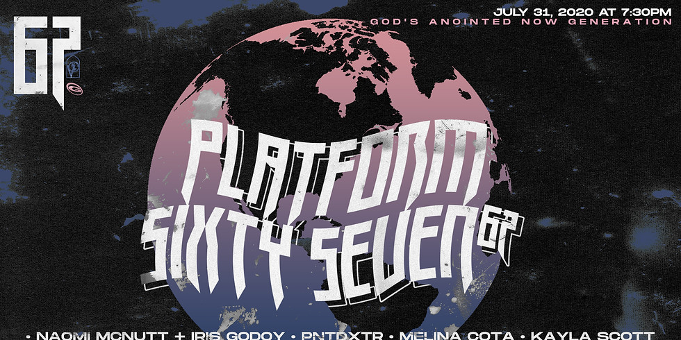 PLATFORM 67   JULY 31
