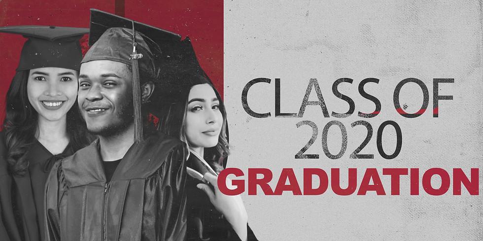 11AM   Class of 2020 Graduation    JUNE 28, 2020