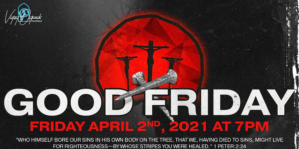 Good Friday Service // 4.2.2021