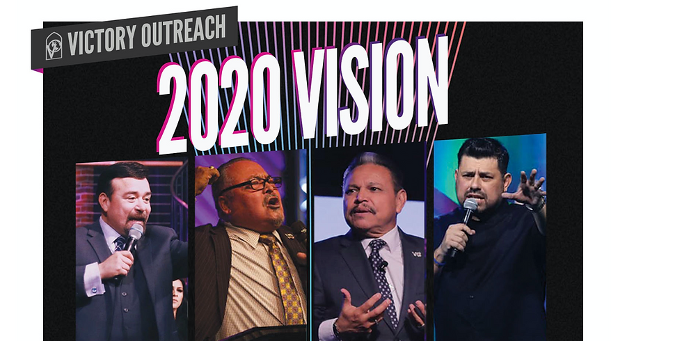 2020 VISION | CHURCH WATCH PARTY (SUNDAY NIGHT)