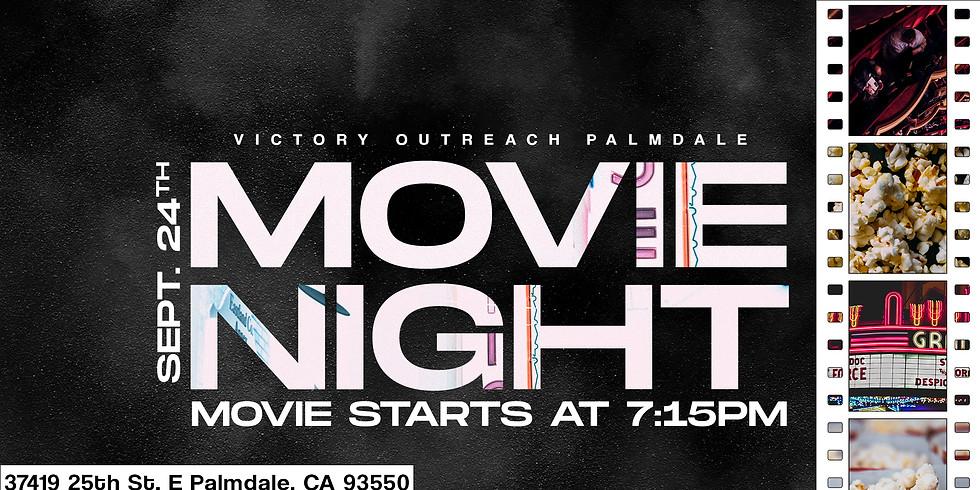 R4H G.A.N.G. Movie Night